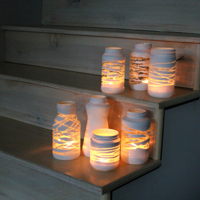 Hot on pinterest an elegant jar candle the huffington post