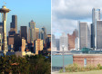 Most Popular Cities: Detroit Nation's Least Popular, Seattle Best-Liked