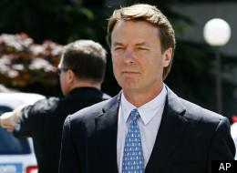 John Edwards Trial Alternate Juror Denies Flirting...
