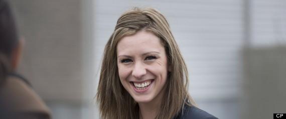RUTH ELLEN BROSSEAU NDP ROOKIE MP LOUISEVILLE QUE