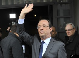 Francois Hollande Premier Tour
