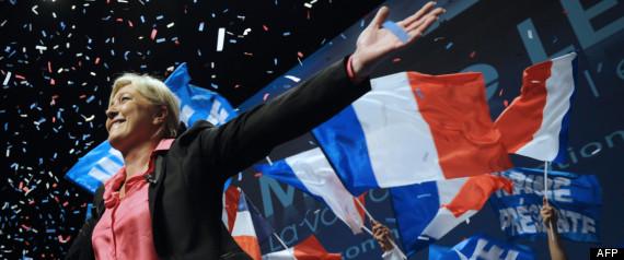 LE PEN FN RESULTAT 2012