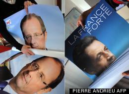 Les sondages de second tour penchent toujours pour Hollande