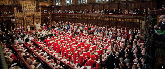 LORDS REFORM REPORT