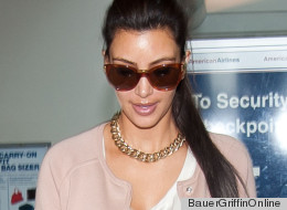 Kim Kardashian Kanye West Earrings