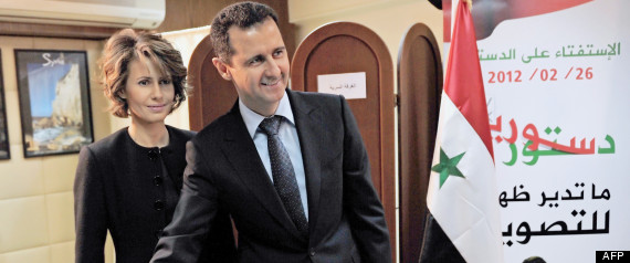 COUPLE ASSAD