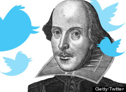 Twitter Gets Hungry For Shakespeare