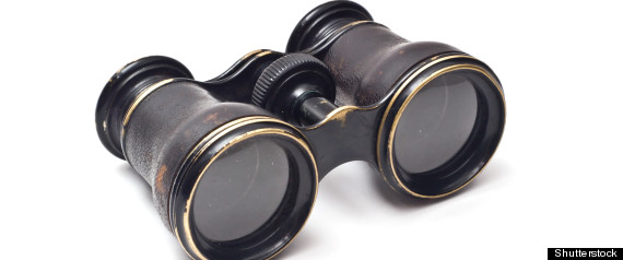 ABRAHAM LINCOLN OPERA GLASSES