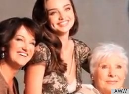 Miranda Kerr Mother