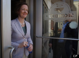 Redford Defies Polls, Keeps Tory Dynasty Intact