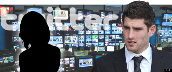 CHED EVANS TWITTER SKY NEWS RAPE VICTIM