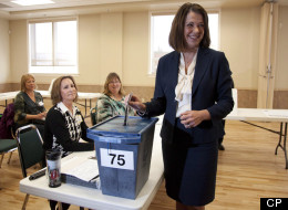 Disappointing Voter Turnout In Alberta