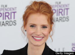 Jessica Chastain Iron Man 3