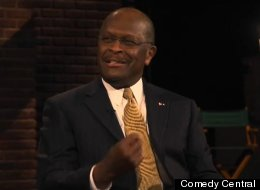 WATCH: John Oliver Interviews Herman Cain