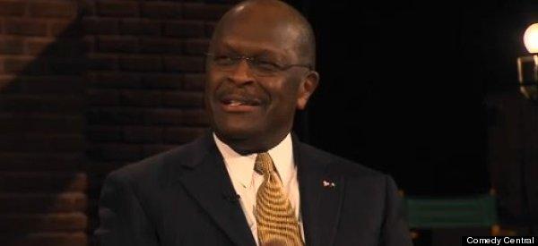 John Oliver Interviews Herman Cain On 'Inside The ...