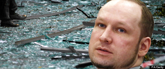 Breivik Destruction