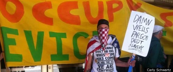 WELLS FARGO PROTEST SAN FRANCISCO