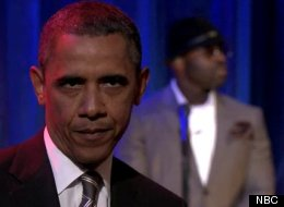 WATCH: Obama Slow Jams The News On 'Fallon'