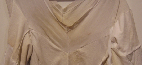 Remove sweat stains without ruining your clothes for White stains on shirt after sweating