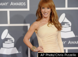 Kathy Griffin Is Stuck With This Permanent Reminder Of Her Ex