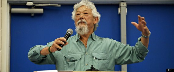 Ethical Oil David Suzuki