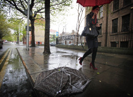 Weather Britain Hosepipe Ban April Showers