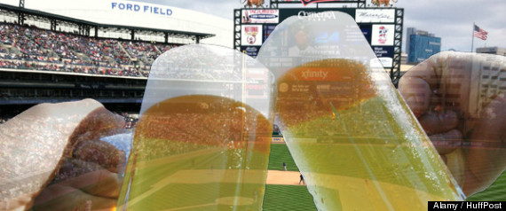 DETROIT TIGERS MOST EXPENSIVE BEER