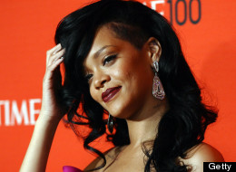 Rihanna Embarrassed