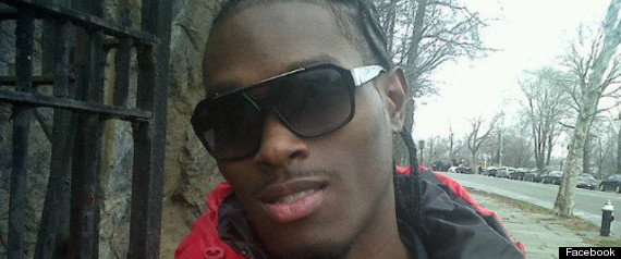 TAMON ROBINSON KILLED NYPD
