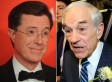 Stephen Colbert Super PAC Has More Money Than Ron Paul Super PAC