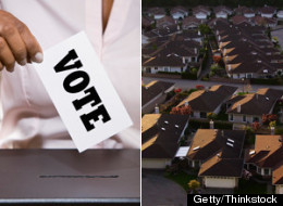 Electoral Boundary Commissions Ridings
