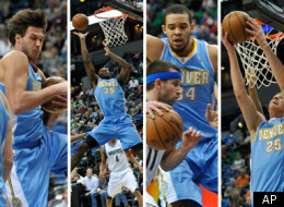 Nuggets Beat Timberwolves