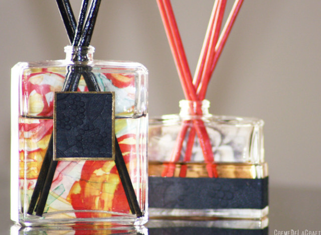 Craft Of The Day A Diy Scented Oil Diffuser Huffpost