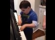 Ethan Walmark, 6-Year-Old With Autism, Plays 'Piano Man' By Billy Joel