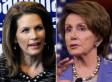 Michele Bachmann: Nancy Pelosi's Latest Attack On GOP For War On Women Is 'Pathetic'