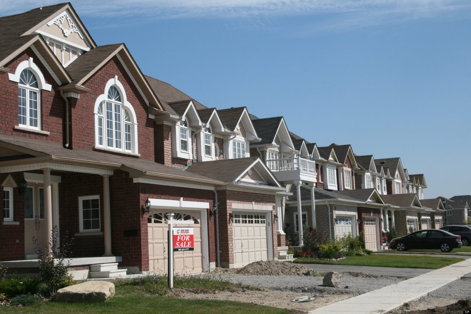 Image gallery houses in toronto canada for New home builders prices