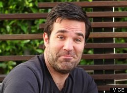 Rob Delaney Vice