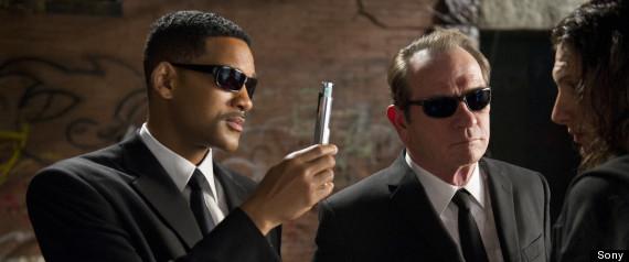 BARRY SONNENFELD MEN IN BLACK 3