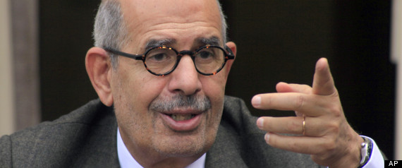 Mohamed Elbaradei Consitution Party
