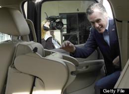 Eric Fehrnstrom Auto Bailout Mitt Romney