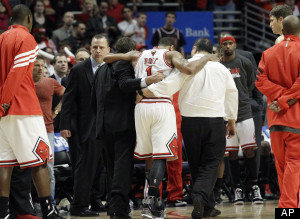 Derrick Rose Injury Rumors