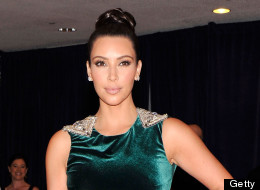 Kim Kardashian White House Correspondents Dinner