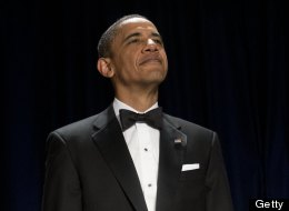 Obama Whcd Dog Joke