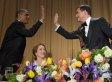 Jimmy Kimmel Addresses Marijuana Legalization At White House Correspondents' Dinner 2012