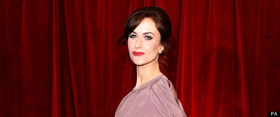 Katherine Kelly British Soap Awards