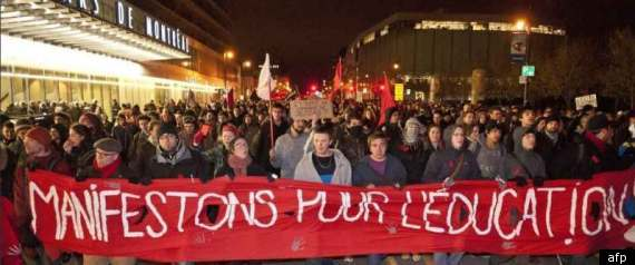Manif Education