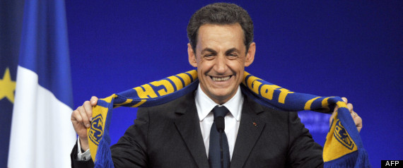 SARKOZY MEETING TOULOUSE