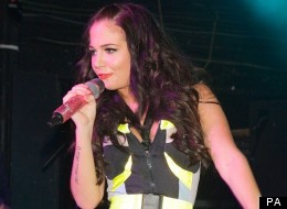 Hot or not: Tulisa's skintight playsuit
