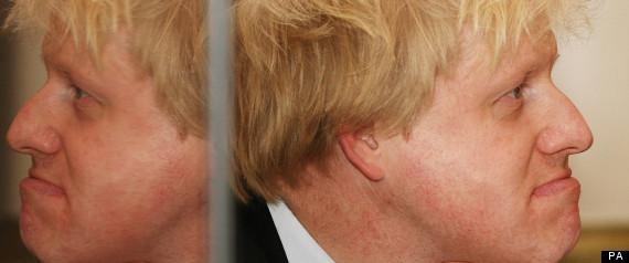BORIS JOHNSON SUNDAY POLITICS
