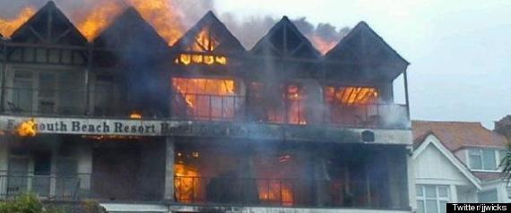 FALMOUTH BEACH HOTEL FIRE